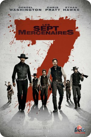 Les 7 Mercenaires Qualité BDRIP   FRENCH
