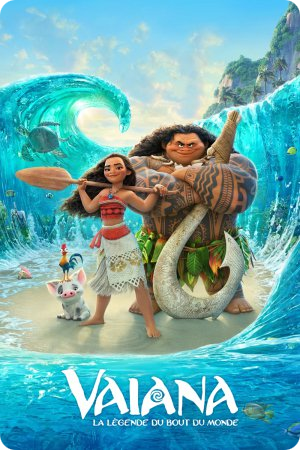 Vaiana, la légende du bout du monde Qualité BDRIP | FRENCH