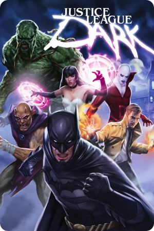 Justice League Dark Qualité BDRIP | FRENCH