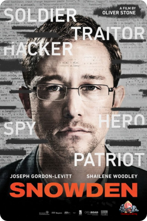Snowden Qualité BDRIP | TRUEFRENCH