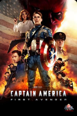 Captain America : First Avenger Qualité HDLight 1080p | MULTI Avec TRUEFRENCH