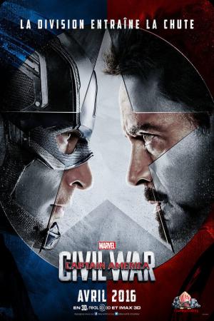 Captain America: Civil War Qualité HDLight 1080p | MULTI