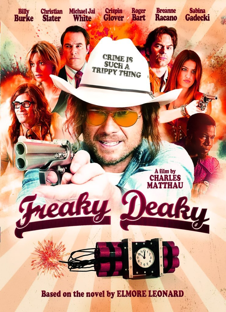 Freaky Deaky en streaming