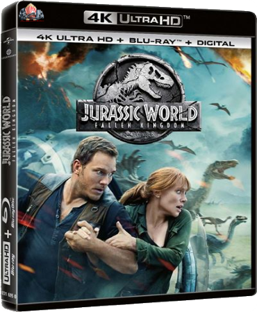 Jurassic World: Fallen Kingdom.4k