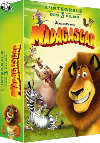 Madagascar - La trilogie