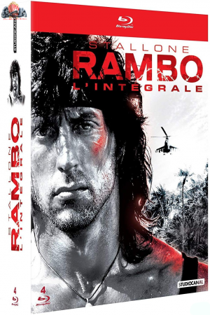 Rambo - intégrale