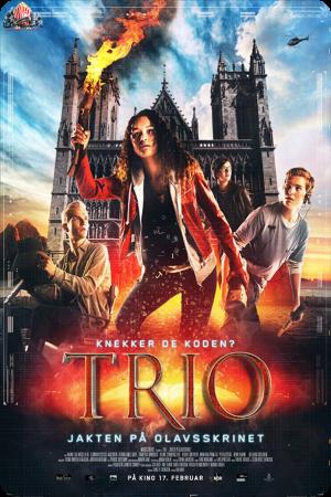 3 Aventurier En Mission - Trio Le Film