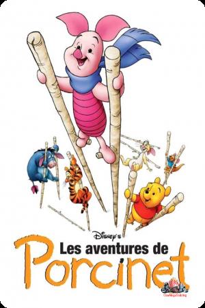 Les Aventures De Porcinet Qualité DVDRIP | FRENCH