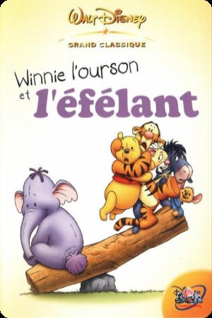Winnie L'ourson Et L'Efélant Qualité DVDRIP | FRENCH